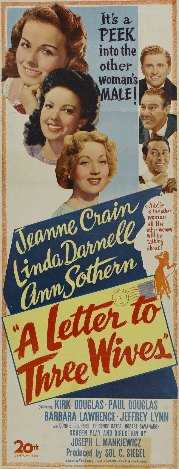 filmsgraded A Letter to Three Wives 1949