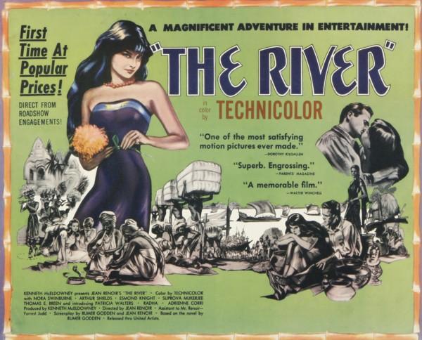ジャン・ルノワール監督の河という映画