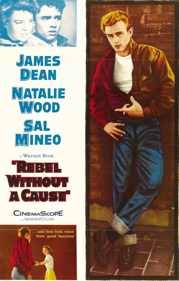 an analysis of the acts of rebellion in rebel without a cause a warner brothers movie