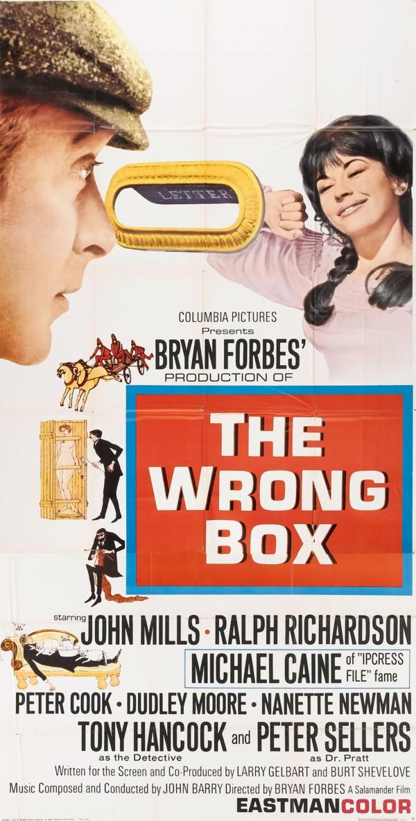 the wrong box 1966