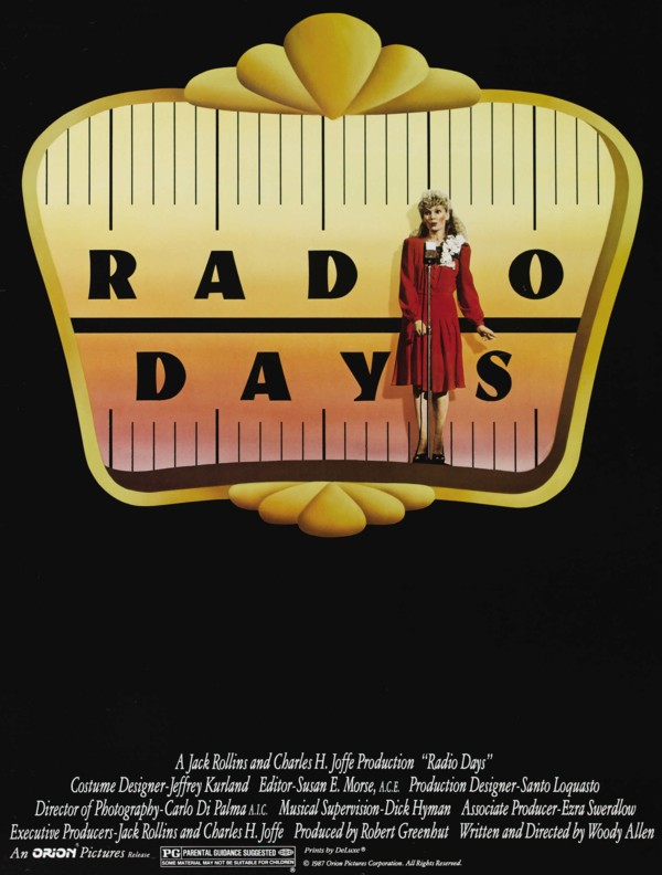 Image result for movie radio days
