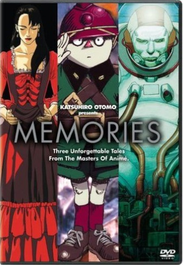 [Spoilers][REWATCH] Beautifully Animated Movie - MEMORIES[Discussion] : anime