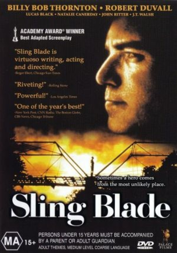 Swing Blade (1997) Movie